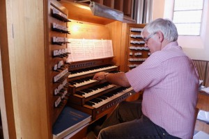 organisten med de 51 stemmer